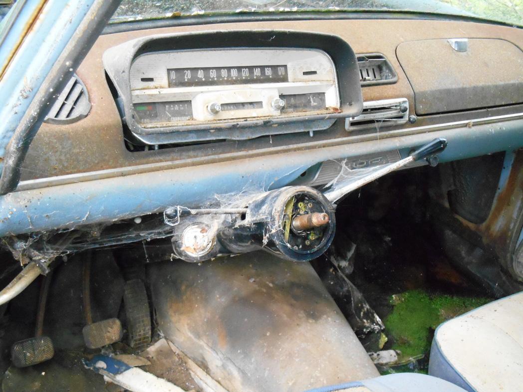 vieille voiture b